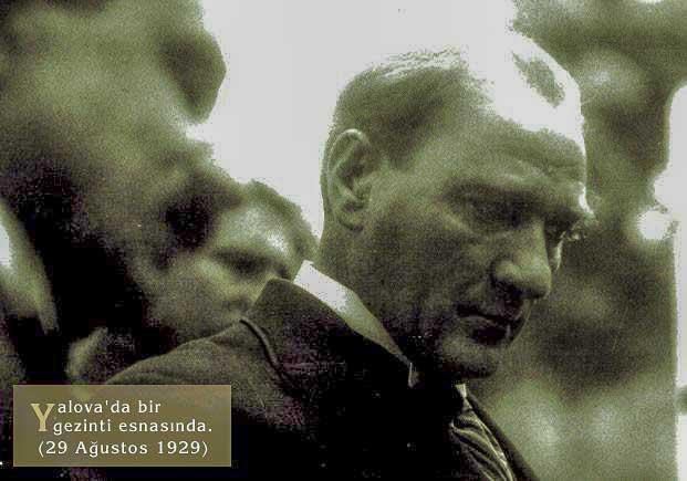 Atatürk'ün Ayağacı 1 İdea Koleji