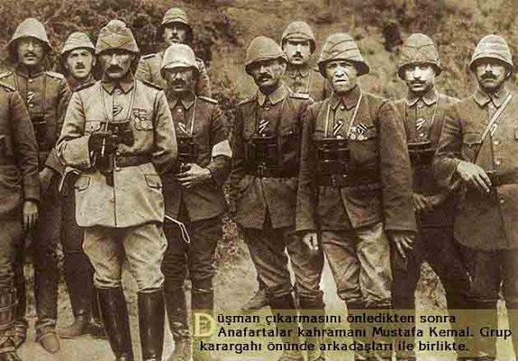 Atatürk Orduya Sesleniş